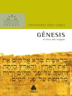 Gênesis - Comentários Expositivos Hagnos: O livro das origens