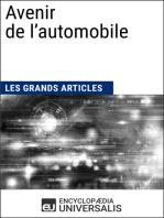 Avenir de l'automobile: Les Grands Articles d'Universalis