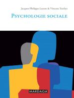 Psychologie sociale: Un outil de référence