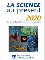 La Science au présent 2020: Une année d'actualité scientifique et technique