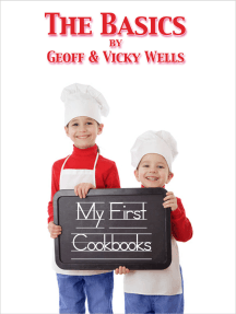 My First Cookbooks: the Basics