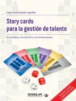 Story cards para la gestión de talento