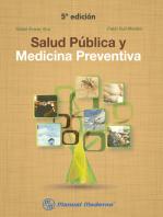 Salud Pública y medicina preventiva