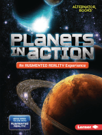 Planets in Action (An Augmented Reality Experience)