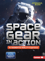 Space Gear in Action (An Augmented Reality Experience)