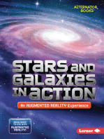 Stars and Galaxies in Action (An Augmented Reality Experience)