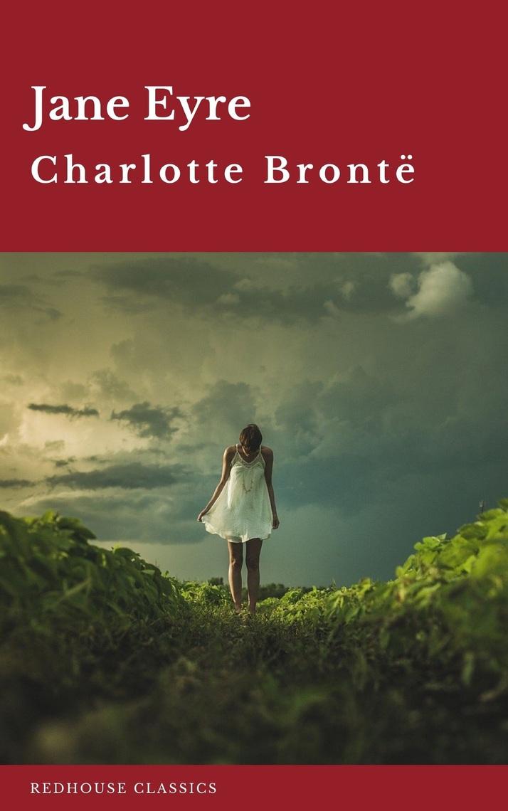Charlotte Bronte Jane Eyre poster Lightning dowloadable print