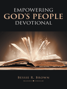 Empowering God's People Devotional