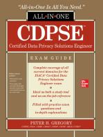 CDPSE Certified Data Privacy Solutions Engineer All-in-One Exam Guide