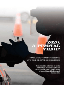 2020: A Pivotal Year?: Navigating Strategic Change at a Time of COVID-19 Disruption