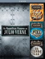 As magníficas viagens de Júlio Verne