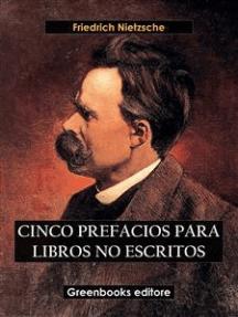 Cinco prefacios para libros no escritos