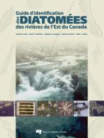 Guide d'identification des diatomées des rivières de l'Est du Canada
