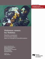 Violences envers les femmes: Réalités complexes et nouveaux enjeux dans un monde en transformation