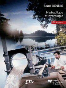 Hydraulique et hydrologie, 3e édition