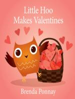 Little Hoo Makes Valentines
