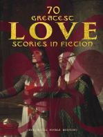 70 Greatest Love Stories in Fiction (Historical Novels Edition)