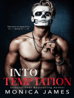 Into Temptation (Deliver Us from Evil Trilogy Book Two)