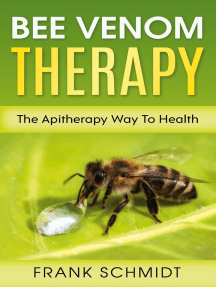 Bee Venom Therapy: The Apitherapy Way To Health