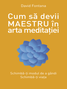 Cum să devii maestru în arta meditației