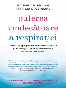 Puterea vindecatoare a respiratiei
