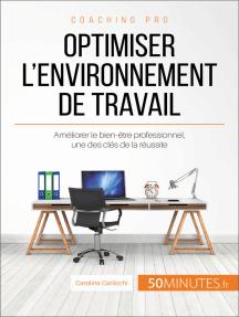 Optimiser l'environnement de travail: Améliorer le bien-être professionnel, une des clés de la réussite