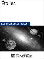 Étoiles: Les Grands Articles d'Universalis