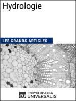 Hydrologie: Les Grands Articles d'Universalis
