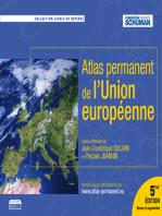 Atlas permanent de l'Union européenne: 5e édition revue et augmentée