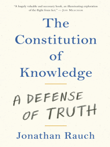 The Constitution of Knowledge: A Defense of Truth