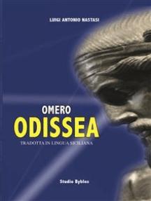 Omero - Odissea tradotta in lingua siciliana