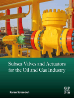 Subsea Valves and Actuators for the Oil and Gas Industry