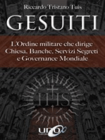 Gesuiti: L'Ordine militare dietro alla Chiesa, alle Banche, ai servizi segreti e alla governance mondiale
