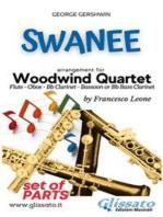 Swanee - Woodwind Quartet (PARTS)