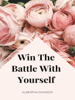 Win The Battle With Yourself