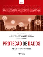 Proteção de Dados: Temas Controvertidos
