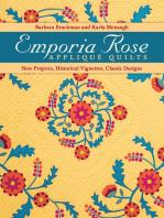 Emporia Rose Appliqué Quilts