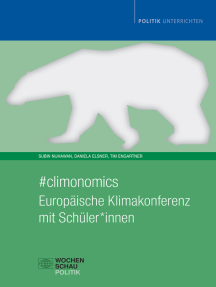 #climonomics: Europäische Klimakonferenz mit  Schüler*innen