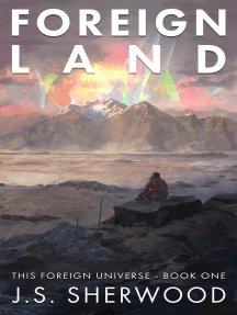 Foreign Land: This Foreign Universe, #1
