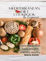 Mediterrean Diet Cookbook for Beginners