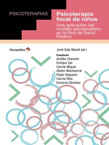 Psicoterapia focal de niños: Una aplicación del modelo psicoanalítico en la Red de Salud Pública
