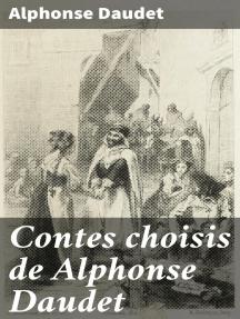 Contes choisis de Alphonse Daudet