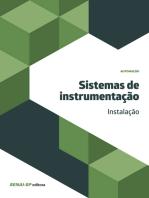 Sistemas de instrumentação - Instalação