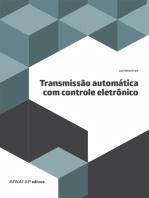 Transmissão automática com controle eletrônico