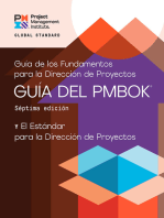 A Guide to the Project Management Body of Knowledge (PMBOK® Guide) – Seventh Edition and The Standard for Project Management (SPANISH)