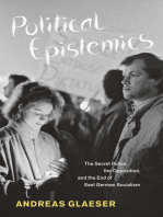 Political Epistemics