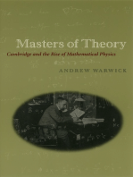 Masters of Theory