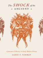 The Shock of the Ancient