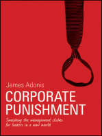 Corporate Punishment