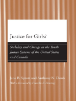 Justice for Girls?